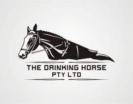 "#43 untuk Design a Logo for ""THE DRINKING HORSE PTY LTD"" oleh mahinona4"