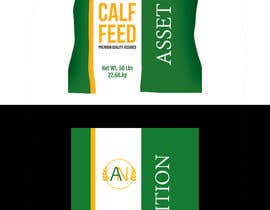#72 for Design a print for the front of Stock feed bags by macthe