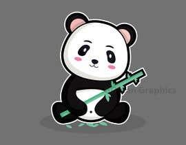 #48 untuk Panda/Bunny Illustration oleh GoldenAnimations
