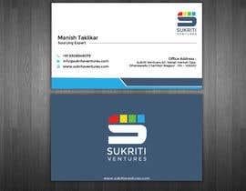#54 for Design some Business Cards by rumon078