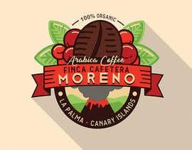 #20 untuk Coffe Farm Logo + Coffe packing designs oleh PaulaKenz