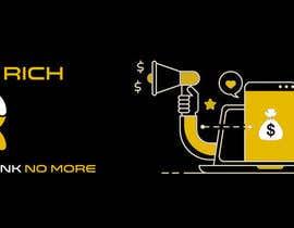 #19 for Banner design - Rosca Rich by selmamehdi