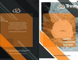 #55 untuk Design Multiple Brochures for a Safety Consulting Company oleh dakimiki
