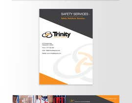 #44 for Design Multiple Brochures for a Safety Consulting Company by ElegantConcept77