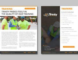 #10 untuk Design Multiple Brochures for a Safety Consulting Company oleh AthurSinai
