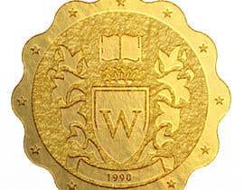#37 untuk make my logo into gold foil oleh akhlaq74
