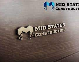 #83 cho Mid-States Construction Logo Needed bởi zwarriorx69