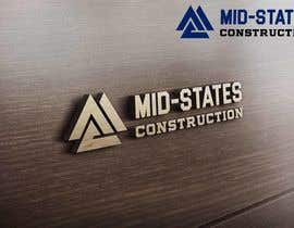 #133 cho Mid-States Construction Logo Needed bởi zwarriorx69