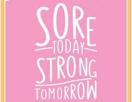 #57 for Sore Today, Strong Tomorrow Book Cover by gt4ever