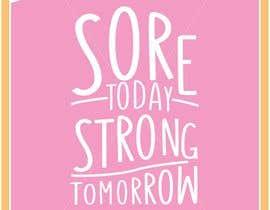 #57 untuk Sore Today, Strong Tomorrow Book Cover oleh gt4ever