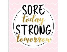 #112 untuk Sore Today, Strong Tomorrow Book Cover oleh edyna9