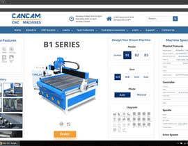 Nro 17 kilpailuun Design a Product Configurator App (Mock Up Only) käyttäjältä Sithuma