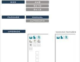 Nro 4 kilpailuun Design a Product Configurator App (Mock Up Only) käyttäjältä yanshie039