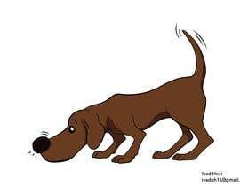 #50 for Cartoon dog drawing - Vector by iyadoh14