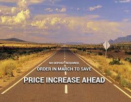 #19 untuk Website Banner - Price Rise Ahead. oleh sakilahmed733