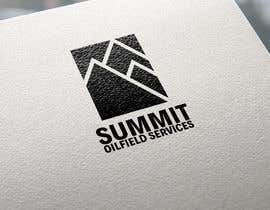 Nro 22 kilpailuun I need a logo for my new company! the name is summit oilfield services, and we are mechanics and welders that repair oilfield service rigs and equipment. I am looking for something that represents the name summit, and it needs to be kept fairly simple so  käyttäjältä Cameron411