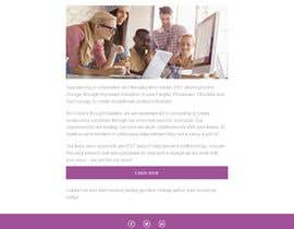 #2 for Newsletter Email template design -Mailchimp by serhiyzemskov