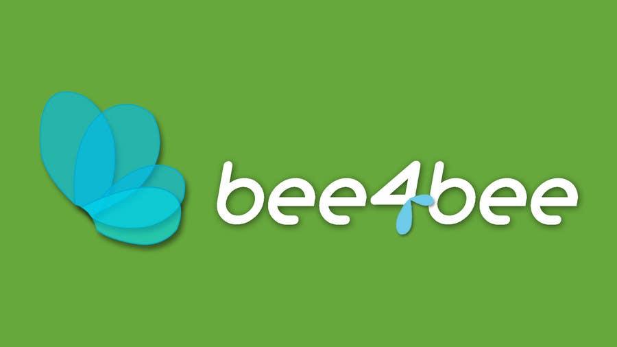 Συμμετοχή Διαγωνισμού #488 για Logo Design for bee4bee