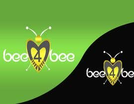 #580 para Logo Design for bee4bee de RGBlue