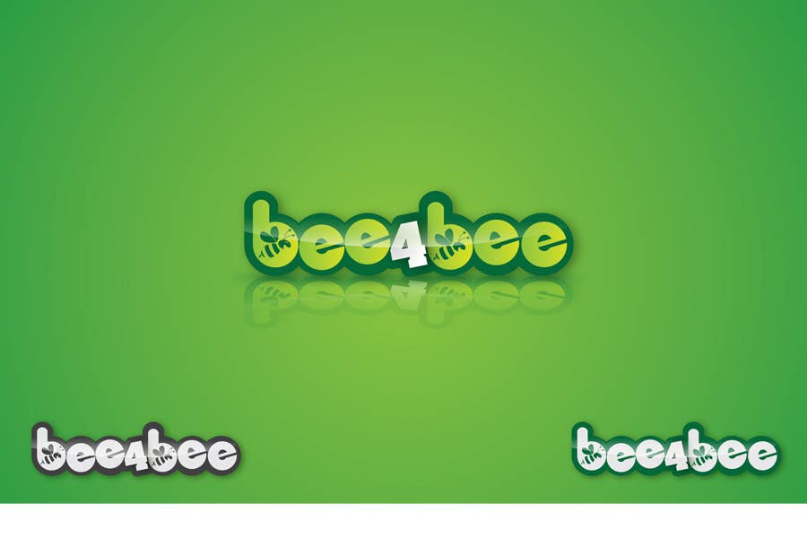 Конкурсная заявка №444 для Logo Design for bee4bee