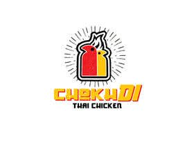 #145 cho Design a modern Logo for a Thai chicken food truck bởi ElenaMal
