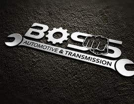 #34 for Boss automotive logo by meroc