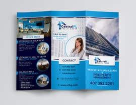 nº 22 pour Design a Commercial Real Estate Trifold Brochure par pixelmanager