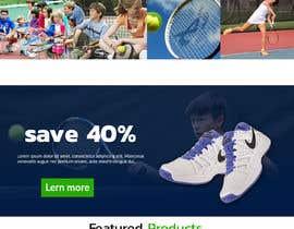 usaithub tarafından Tennis themed website için no 1