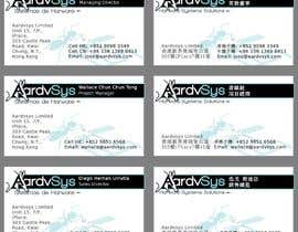 #6 para Update Business Cards de EmanuelSchmuck