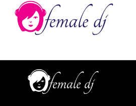 #15 for Need a modern logo for a female dj, need in png (whitout background, color and black). by hossainsakib603