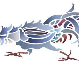 #36 for A rooster tatoo design by peter91assic