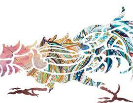 #40 for A rooster tatoo design by peter91assic