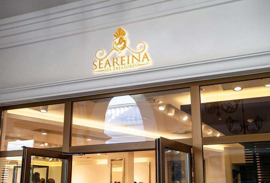 Конкурсна заявка №14 для Design A logo - Ocean Jewellery