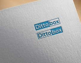 "#132 for Logo for the name ""Dittobox"" by zahidhasan201422"
