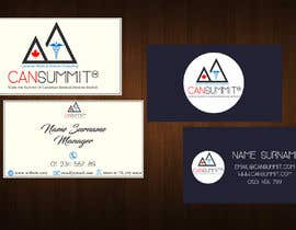 #43 for CanSummit - Develop a Corporate Identity by hanna97