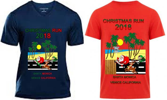 Entry #22 by ciderlord for Marathon Event T-Shirt Design   Freelancer