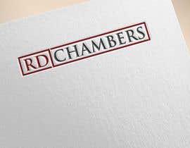 Nro 720 kilpailuun Design a logo for RD Chambers käyttäjältä Jewelrana7542