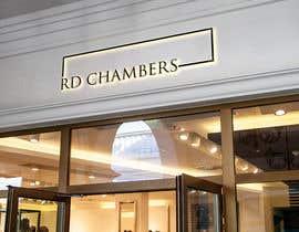 Nro 252 kilpailuun Design a logo for RD Chambers käyttäjältä Designexpert98