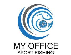 #60 for MY OFFICE SPORT FISHING LOGO by shakilhd99