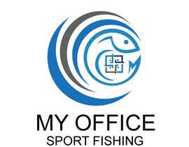 #72 for MY OFFICE SPORT FISHING LOGO by shakilhd99