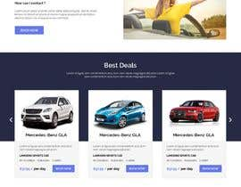 #16 for Design Landing Page by webmastersud