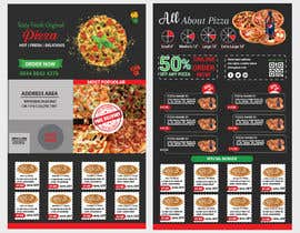 #44 για Design a Pizza Themed Self Mailer από mdtafsirkhan75
