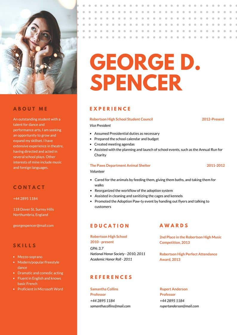 Entry  By Chiku For Design Resume Templates With Css Html