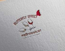 ebrahimdgfx tarafından Butterfly Effect Logo for butterfly house, bar and restaurant için no 238