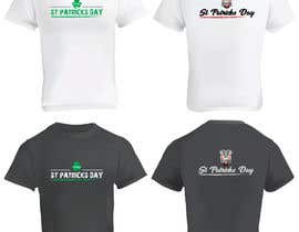 #18 for T-shirts St patrick's day by jpsam