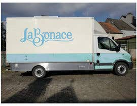 #27 for Foodtruck La Bonace: logo and branding by Helen104