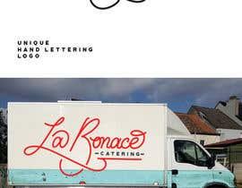 #38 for Foodtruck La Bonace: logo and branding by Helen104