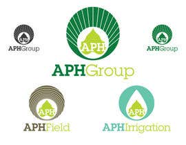 #10 para New corporate identity for APH Group por SabreToothVision