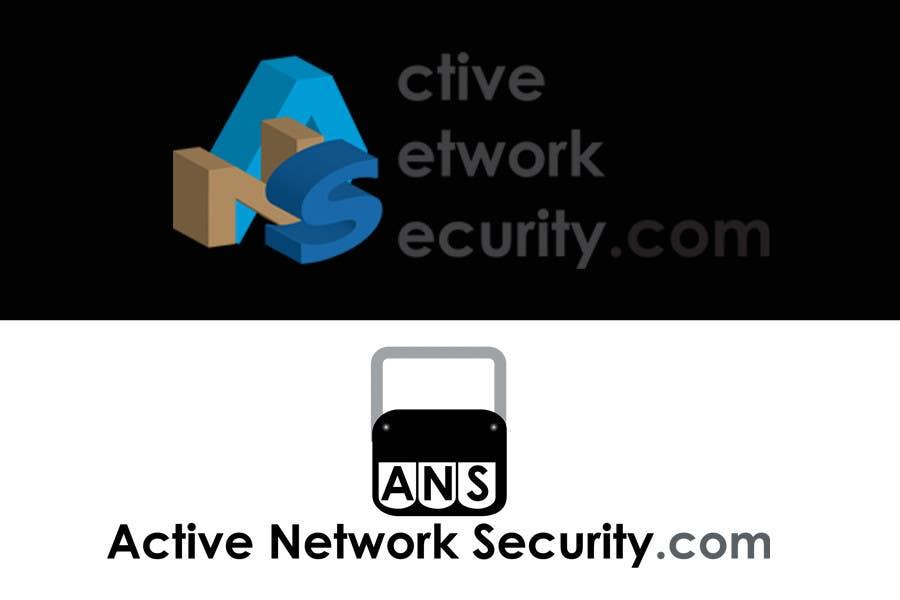 Inscrição nº                                         29                                      do Concurso para                                         Logo Design for Active Network Security.com