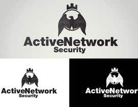 #87 για Logo Design for Active Network Security.com από aniadz